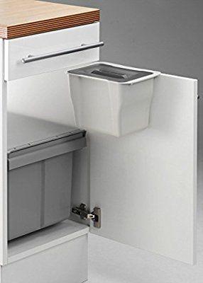 Wesco Kitchen Box, Multifunktions Abfallbehälter, Bio Mülleimer ...