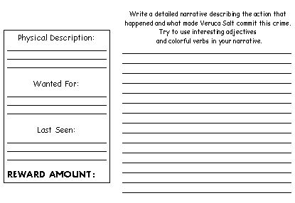 Worksheets Charlie And The Chocolate Factory Worksheets charlie and the chocolate factory worksheets factory