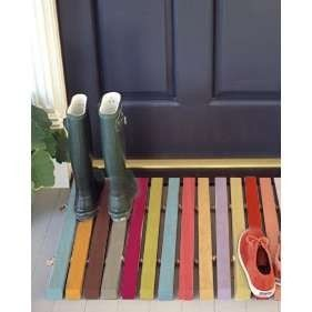 Love this!!! Going to do it with my boys!! ****AJ  DIY doormat