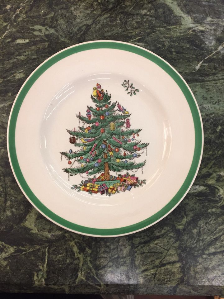 Spode Christmas Tree Small Plate Products Pinterest Spode