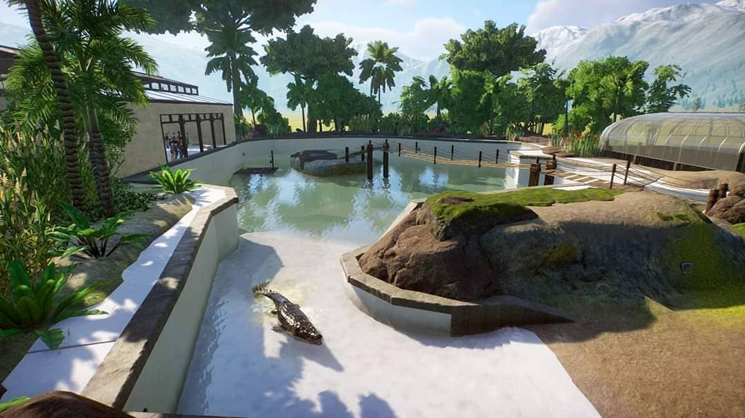 106 Likes 0 Comments Planet Zoo Pc Community Planet Zoo Pc Community On Instagram Congratulations To Our Group Challenge Winner Wildginger Zoo Planet