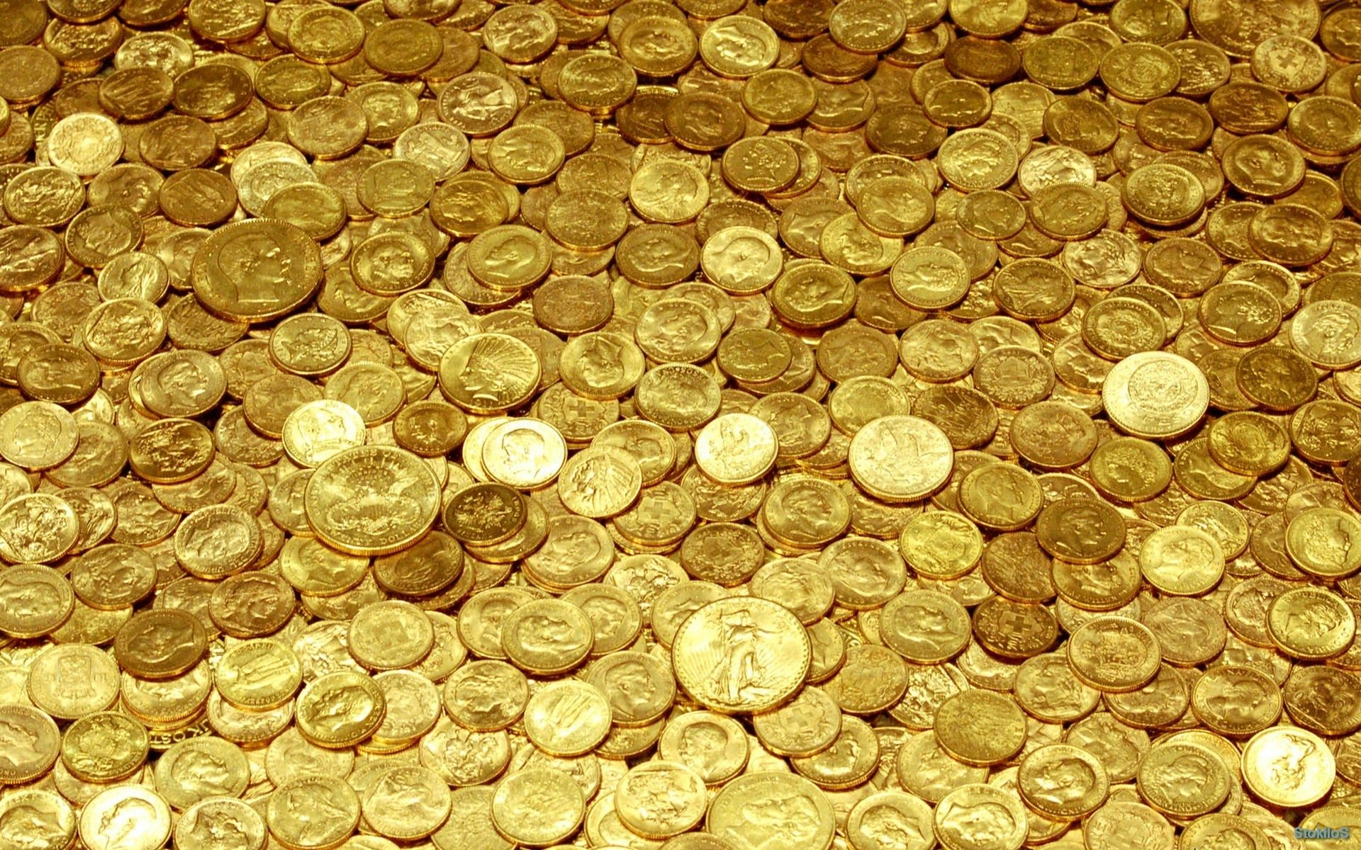 Coins gold yellow money wallpaper | 1920x1200 | 65636 | Gold investments, Buying gold, Gold coins