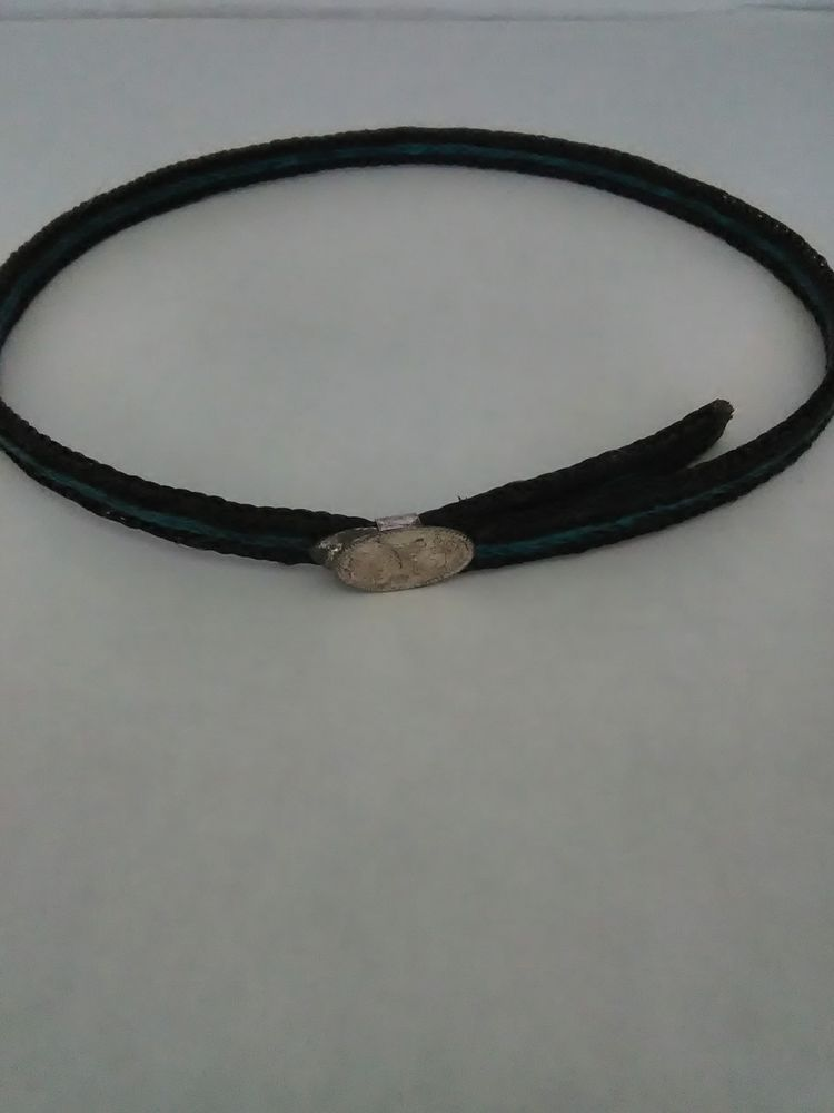 4f1d71941d1 Westernl HAT BAND Black Turquoise Horsehair Concho Adjustable.  fashion   clothing  shoes  accessories  mensaccessories  hats (ebay link)