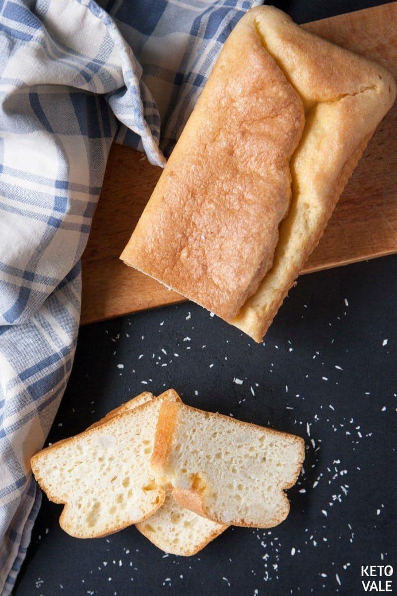 Keto Collagen Protein Bread | Recipe | Protein bread ...