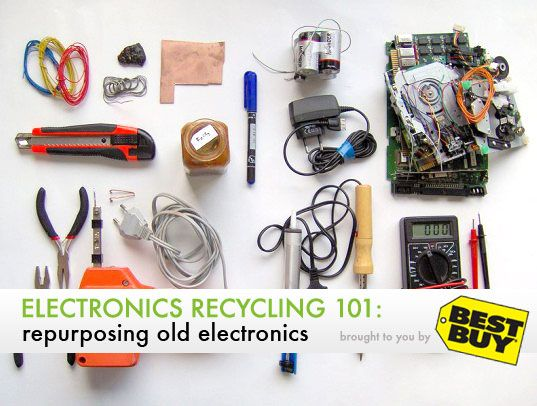 Electronics Recycling 101: Tips to Repurpose Old Electronics