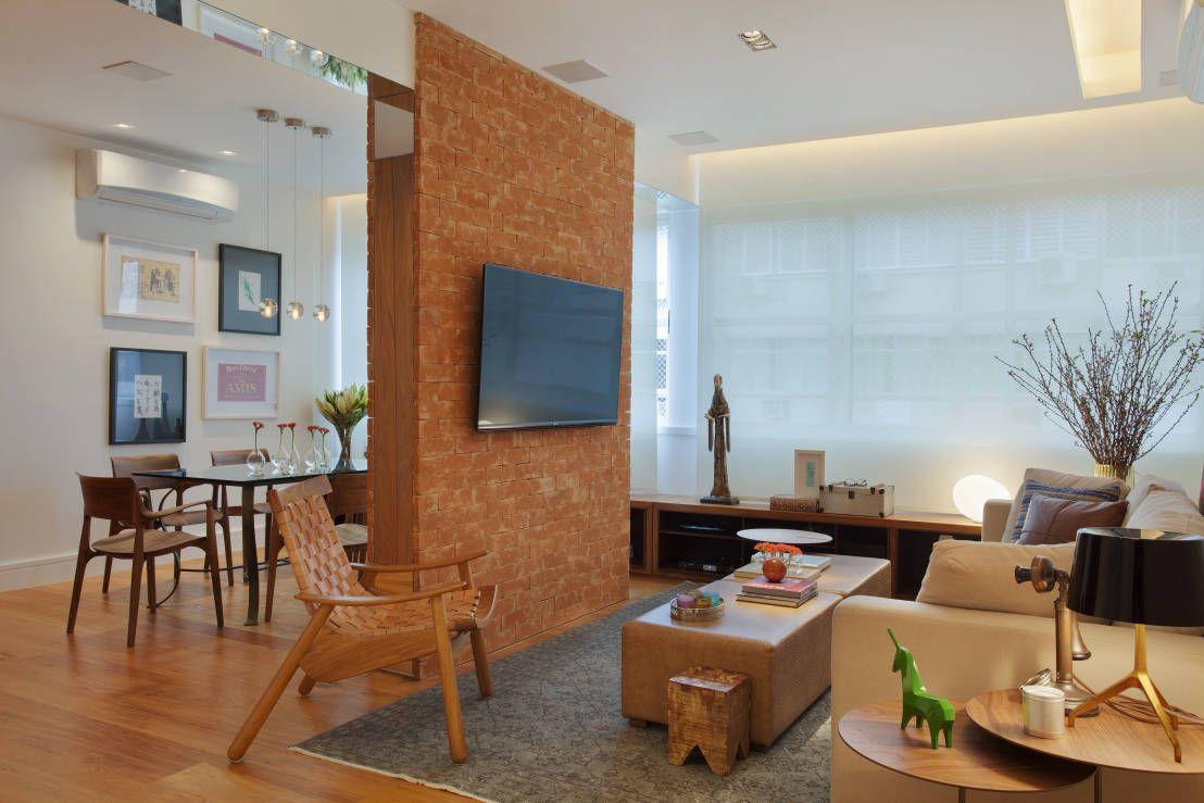 Sala De Tv Perfeita Medidas Ess Ncia M Veis De Design  -> Medidas De Una Sala De Tv