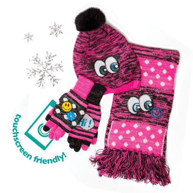 Girls' Winter Wear