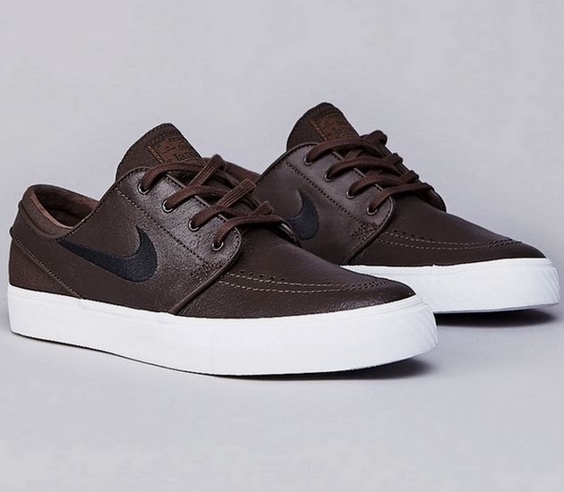 Nike Sb Stefan Janoski Low Baroque Brown Black Stefan Janoski Nike Sb Shoes