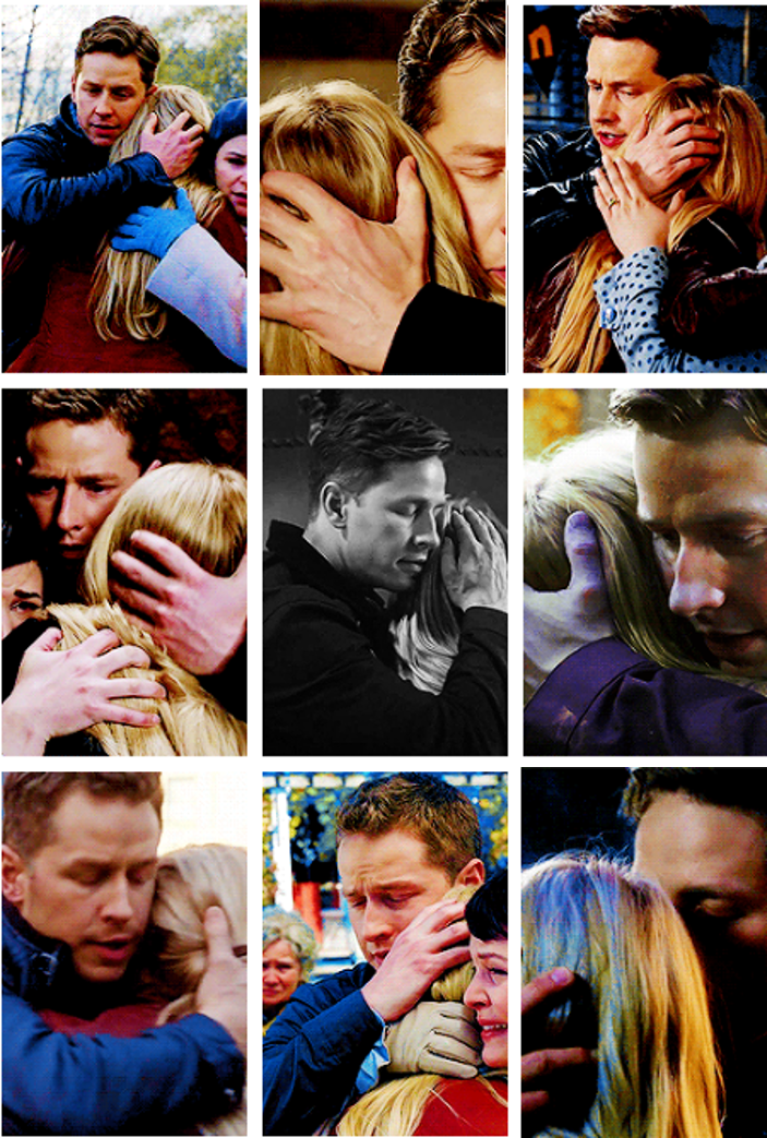 daddy charming cupping his little girls head ft. mama snow  (ノ◕ヮ◕)ノ*・゚✧
