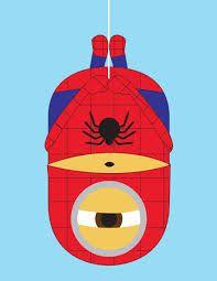 Resultado de imagen para minions con disfraces de superheroes