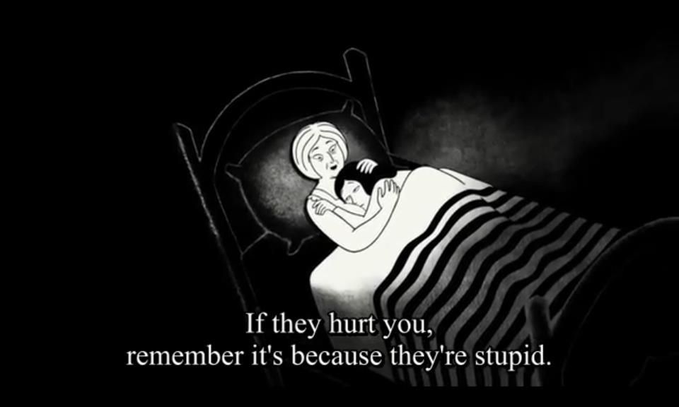Persepolis Film Quotes Grandma Quotes Told You So