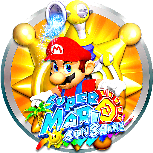 Super Mario Sunshine By Pooterman On Deviantart Super Mario Sunshine Mario Super Mario