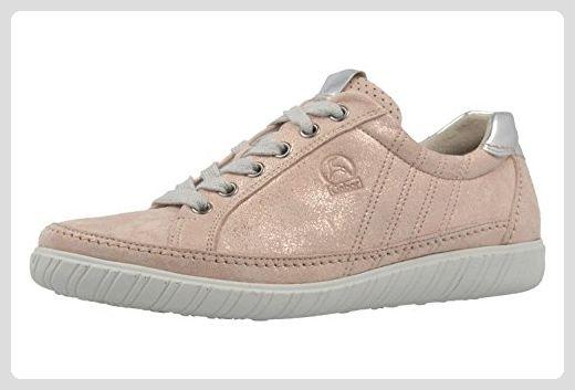 Amazon Verkauf Online Comfort Damen Halbschuhe Grau Schuhe