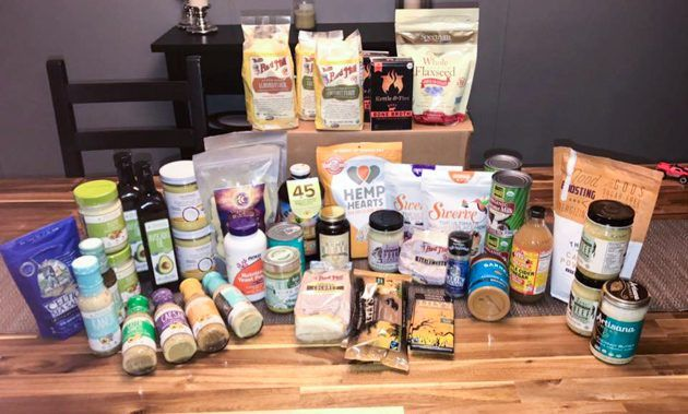 keto diet with thrive