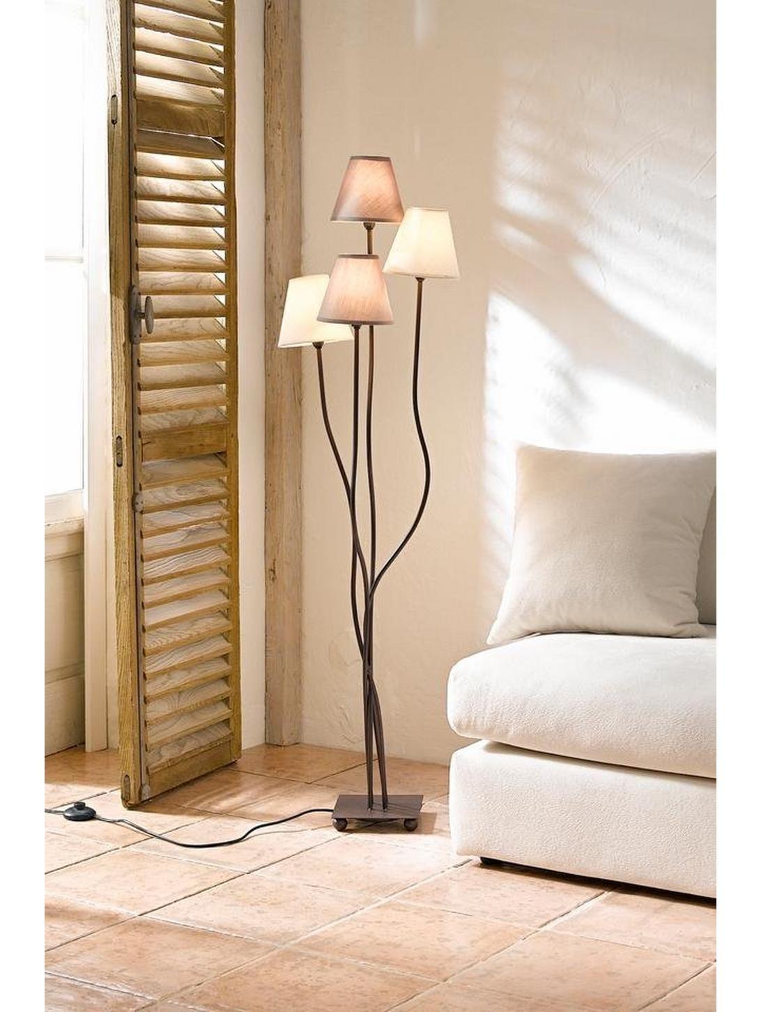 Lampadaire Original A Plusieurs Lampes Helline Lampadaire Deco Tendance Deco