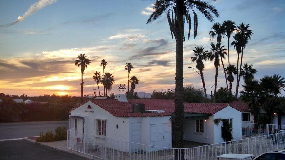 Best view in yuma arizona in the summertime second floor for Best western coronado motor hotel yuma az
