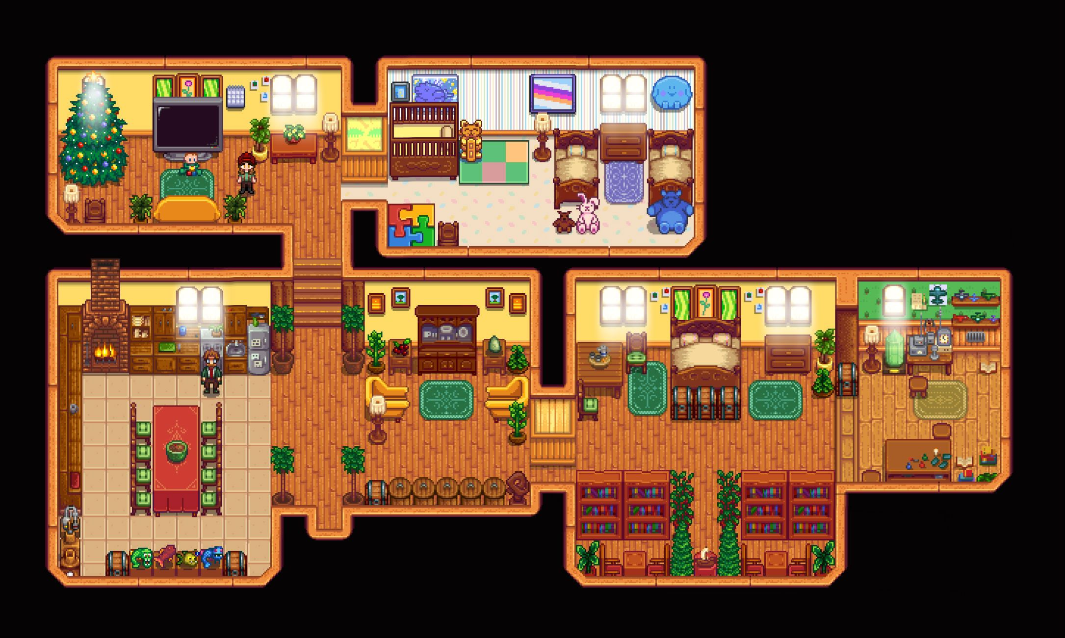 8nhkwwo Jpg 2171 1301 Stardew Valley Layout Stardew Valley