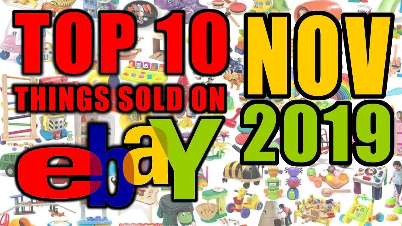 Top 10 High Valued Items Sold On Ebay November 2019 Selling Over 2600 What Sells On Ebay Selling On Ebay Making Money On Ebay