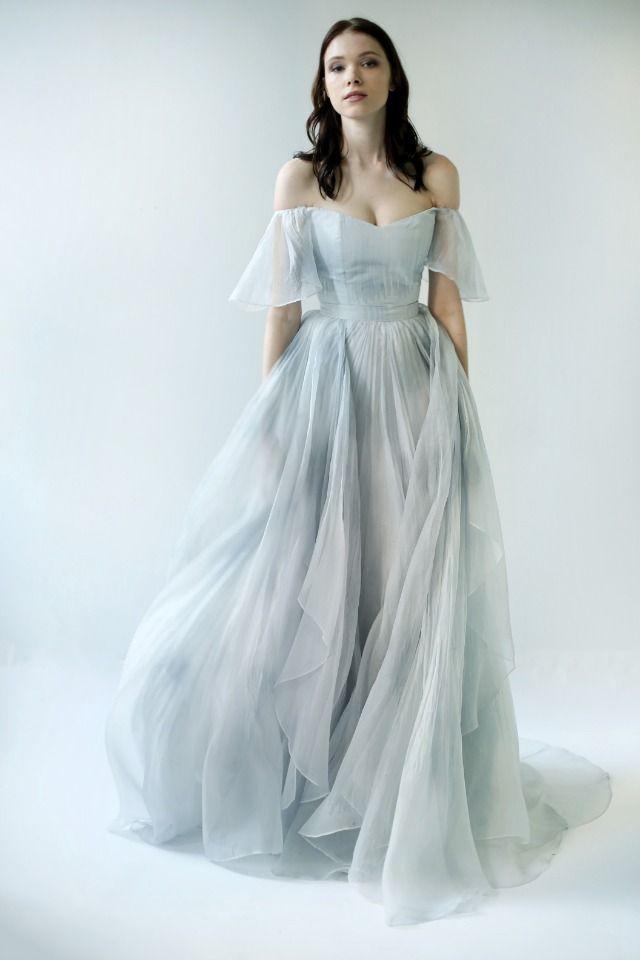 Top 5 Wedding Dress Trends | Wedding dress, Shoulder and Weddings