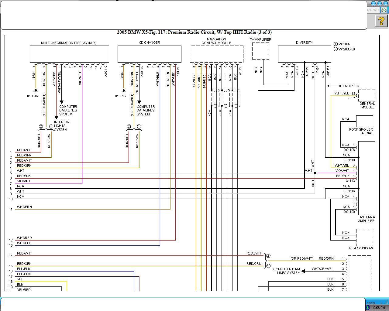 Bmw X5 Wiring Diagram Efcaviation Com And E53   diagramas