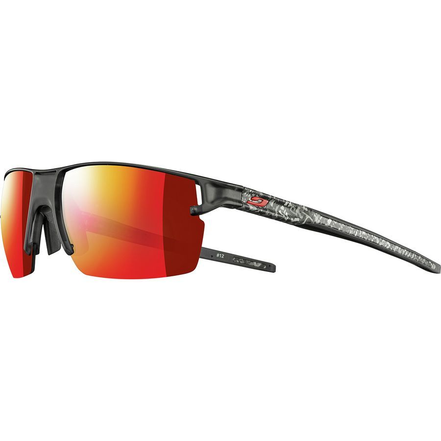 40515b6f55 Julbo - Outline Spectron 3 Sunglasses - Translucent Black/White