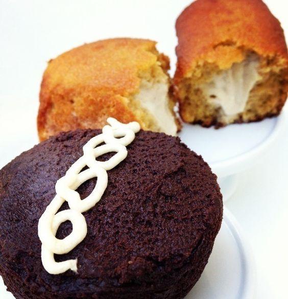 {Paleo} Hostess Treats (Twinkies use coconut flour, Cupcakes use almond flour)