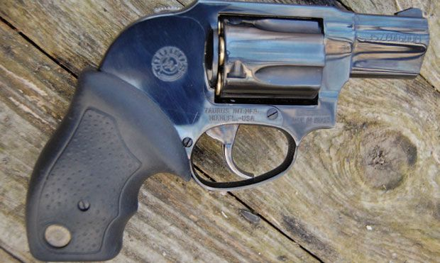 Taurus 651 Protector-hammerless revolver, shoots  357 or  38 Special