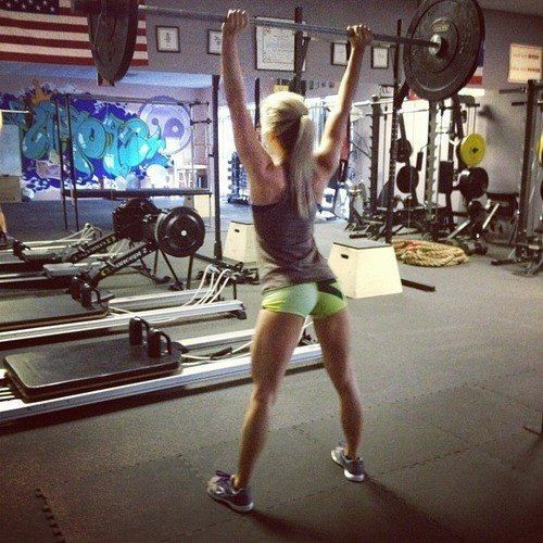The Inside Track On Powerlifting Tactics: Girls Who Lift And Pump Iron / Bodybuilding Weightlifting
