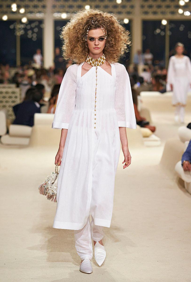 Chanel Resort 2015 - Review - Vogue