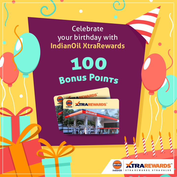 indian oil xtra rewards gifts