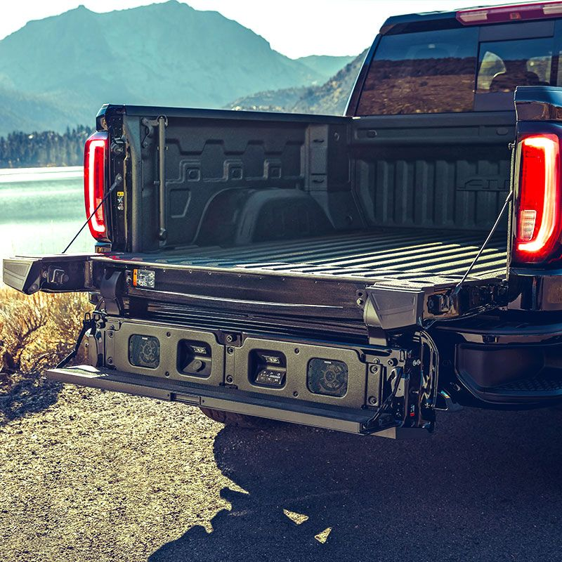 Take Tailgating In Your Next Generation Sierra 1500 To The Next