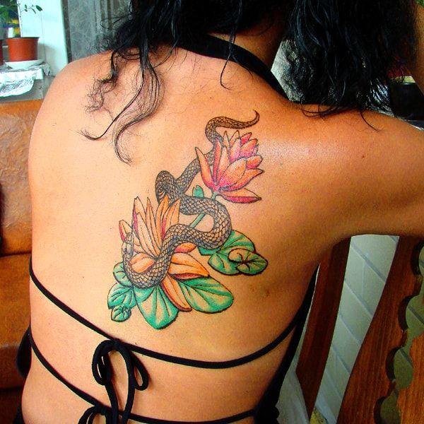 все значение женских татуировок фото ними сможете