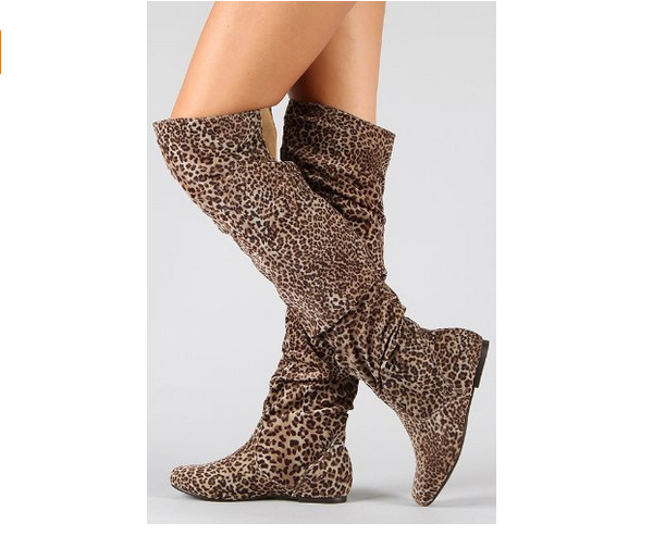 Smoking Flats: Snowing...Must Have Boots!!!!!!