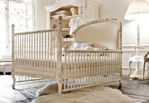 Beautiful Crib | Nurseries | Pinterest