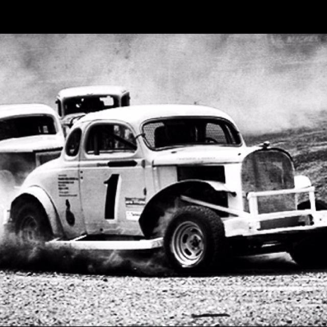 Old Race Cars, Dirt Track Racing, Classic Racing