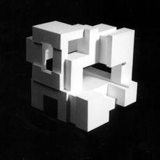 Voids concept model google search axonometrie for Architektur axonometrie