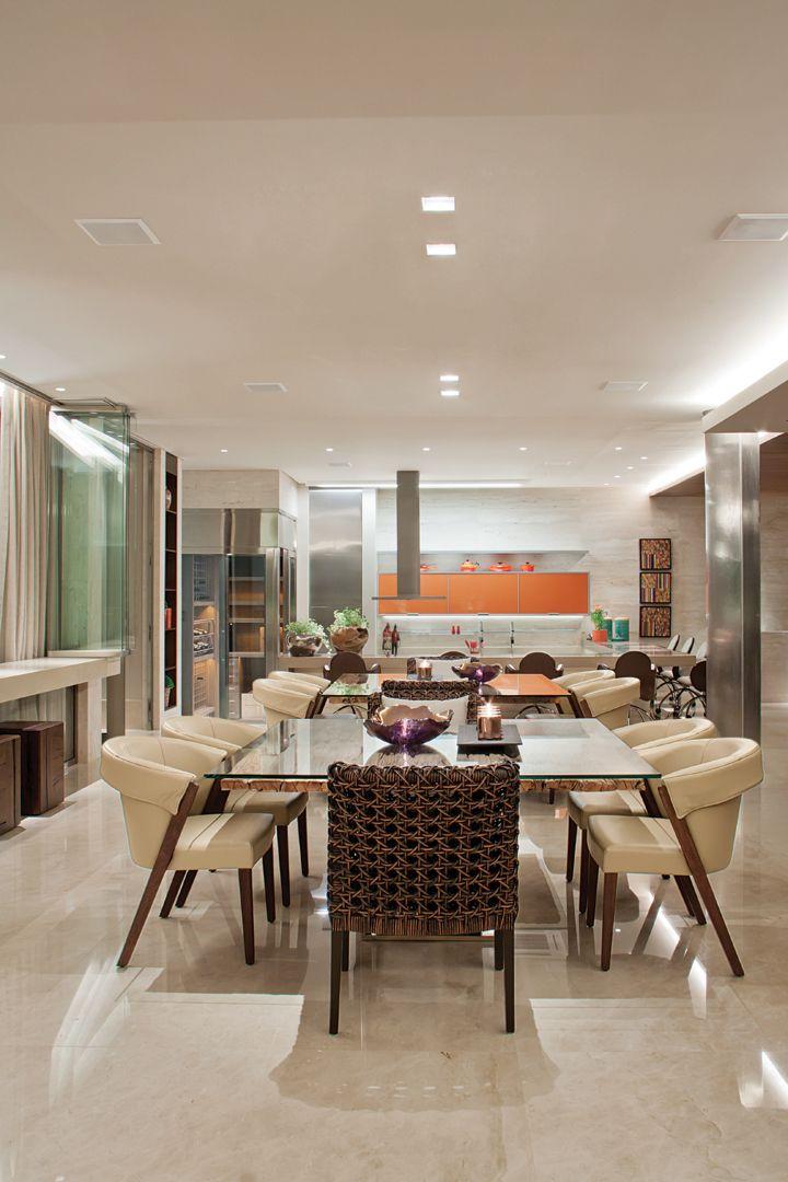 Casa com fachada maravilhosa conheça também os ambientes internos! Decor Salteado Blog de
