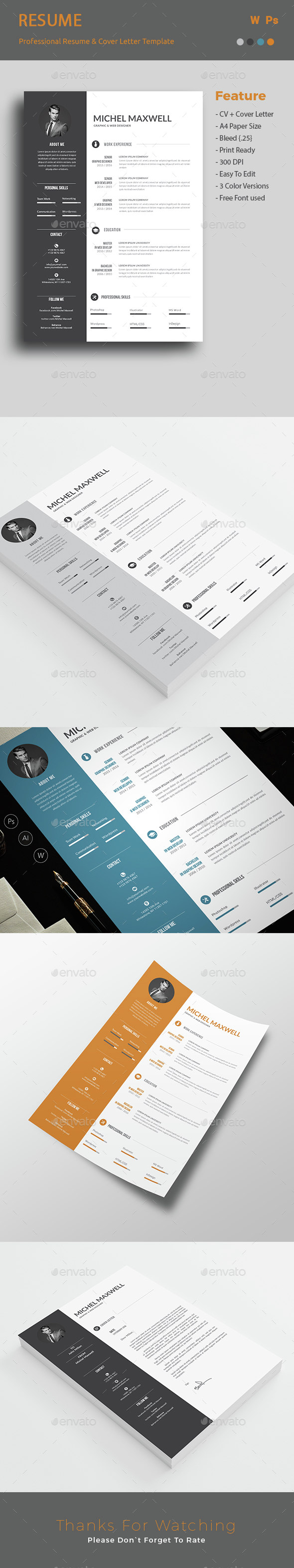 Resume Resume Cv Resume Layout And Resume Ideas