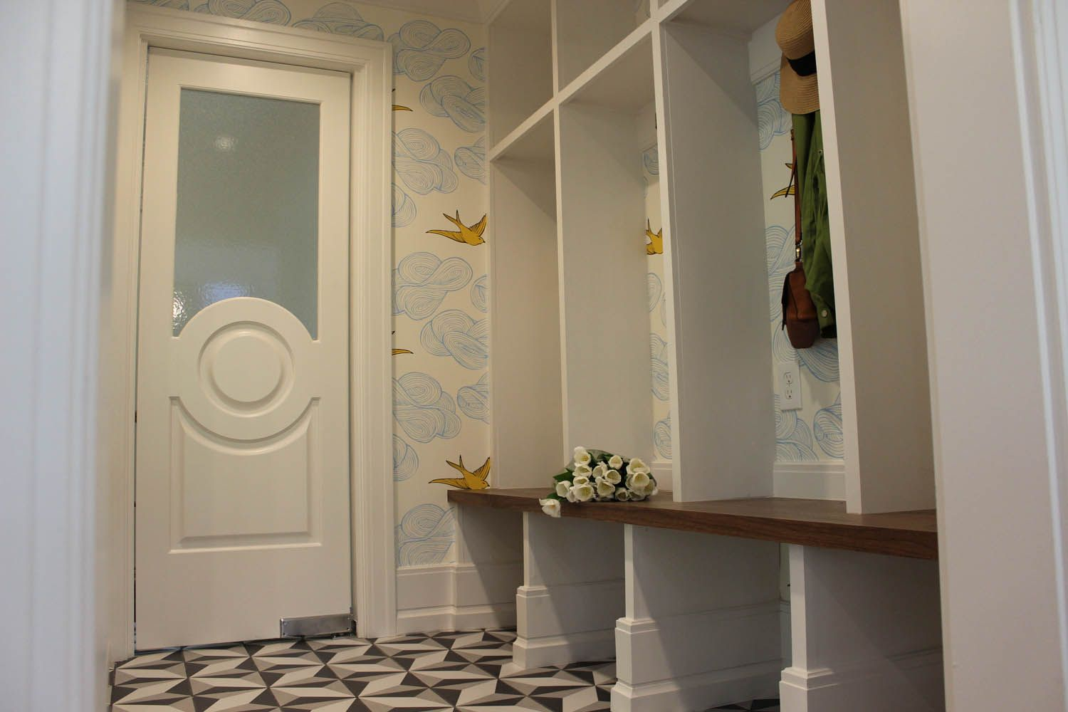 How To: Style Your Interior Door With Metrie   Rue