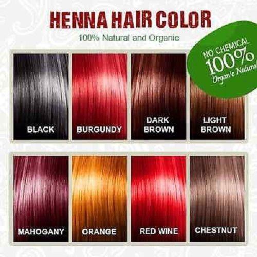 11 99 Aud 1x Henna Hair Dye Color 60g 100 Organic Natural