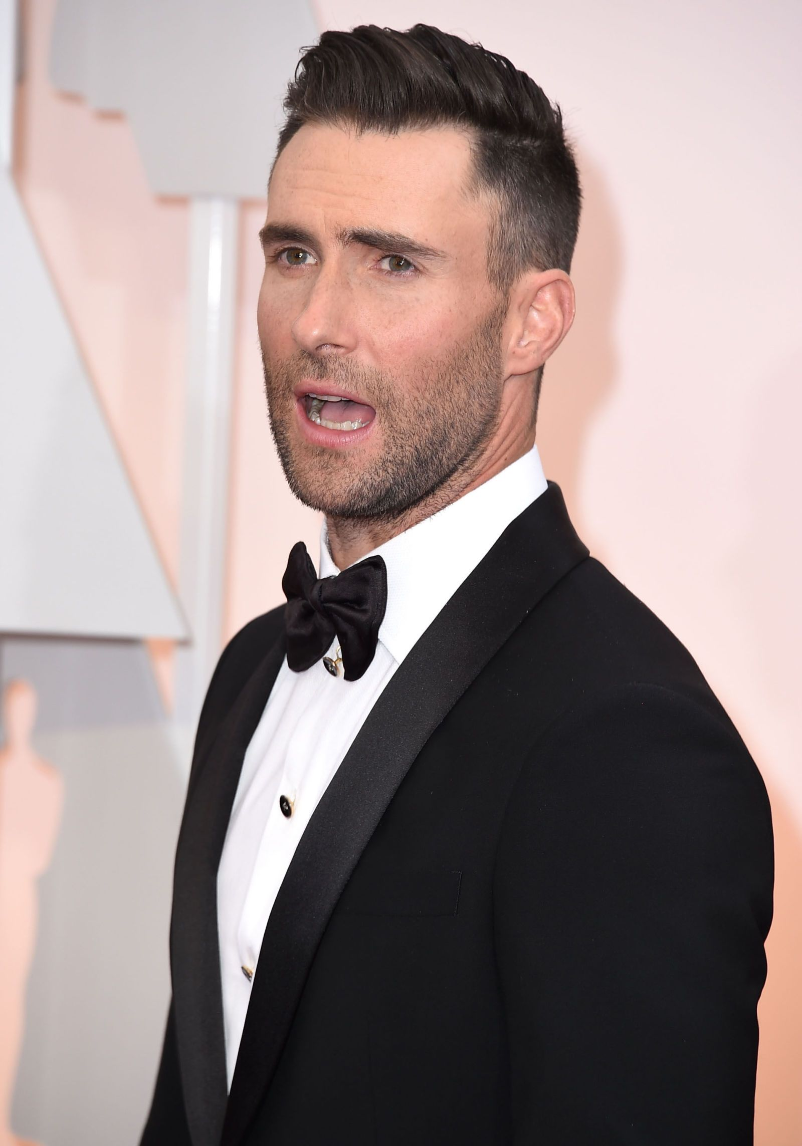 will you ever be able to look at adam levine in the same way