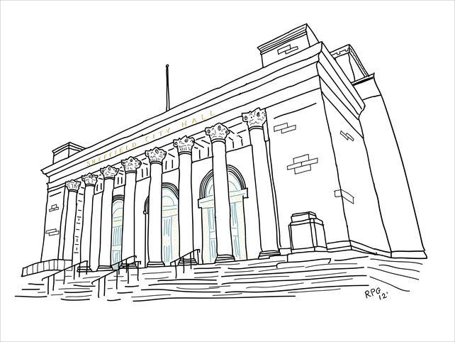 Sheffield City Hall Sheffield