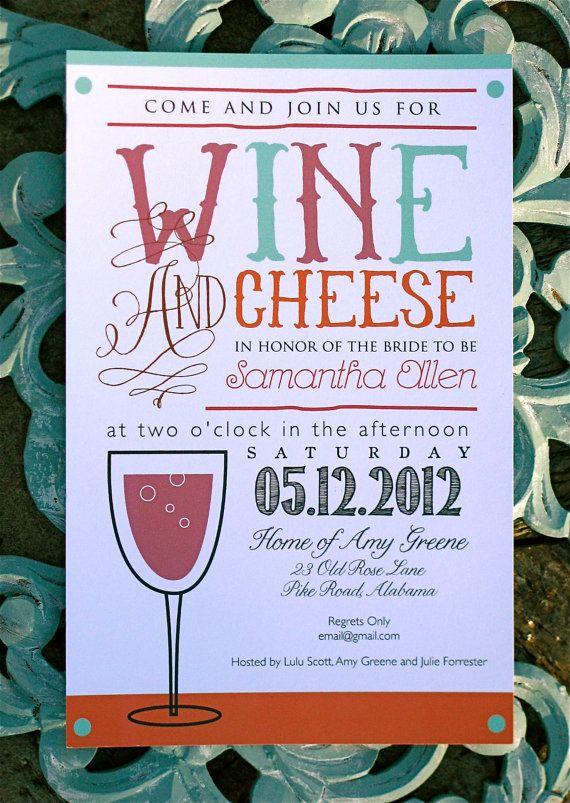 wine and cheese invitation template   wine theme invites, party invitations