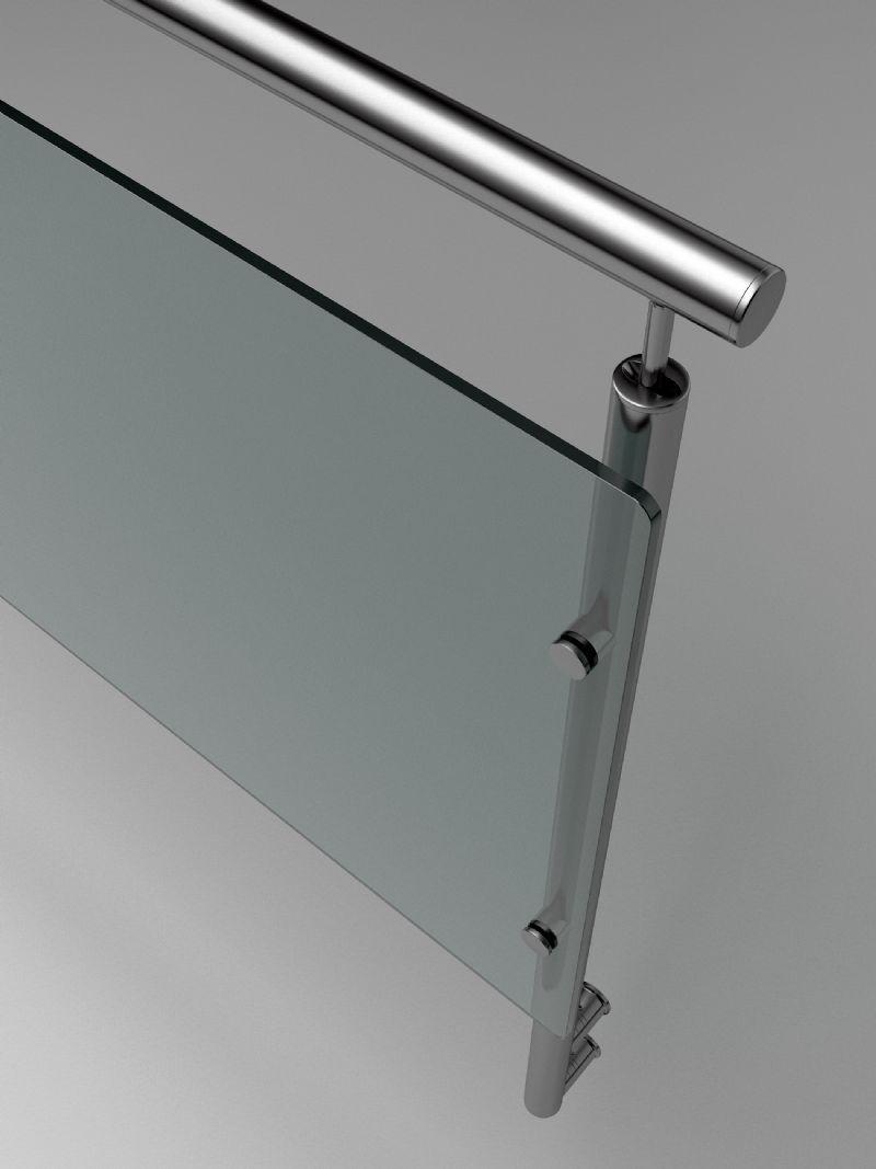 Barandillas de vidrio para escaleras m s informaci n en - Barandillas cristal para escaleras ...