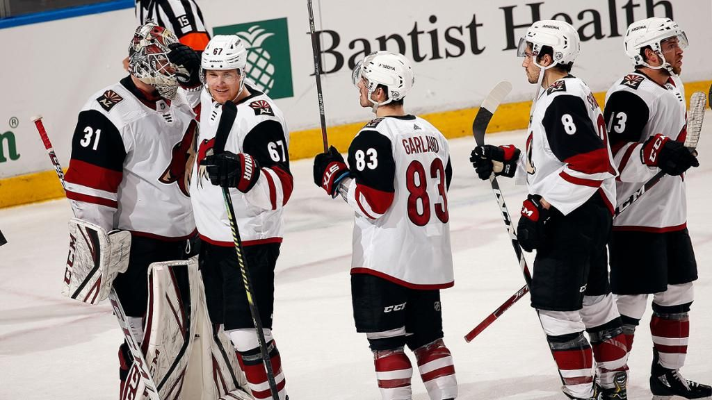 Final Look Hill Stops, Hall Shoots, Coyotes Flourish in