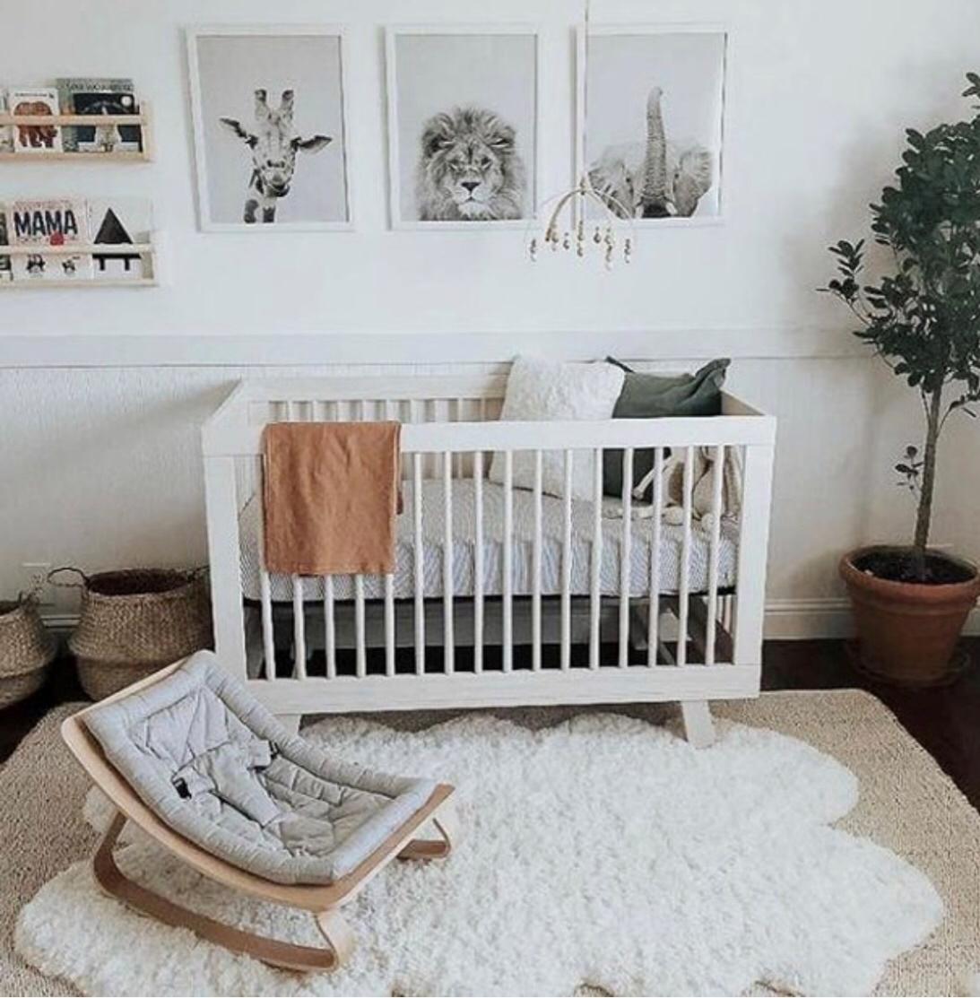 7 Gender Neutral Nursery Inspirations Gender Neutral Baby