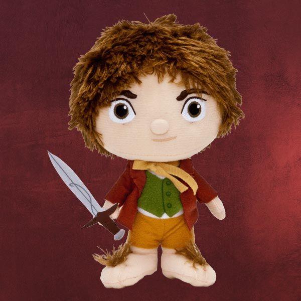 Der Hobbit - Bilbo Beutlin Plüschfigur 18 cm
