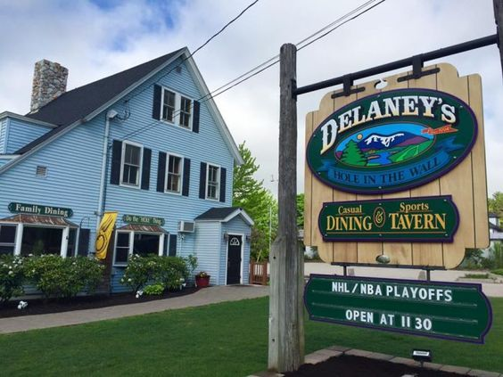 9 Hole In The Wall Restaurants In New Hampshire That Will Blow Your Taste Buds Away New England Travel North Conway New Hampshire Conway New Hampshire