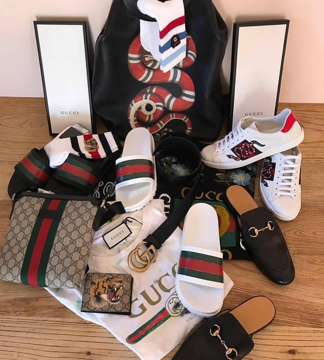 5b2242a03e Street Style. Update your look with Gucci Collection #Gucci ...