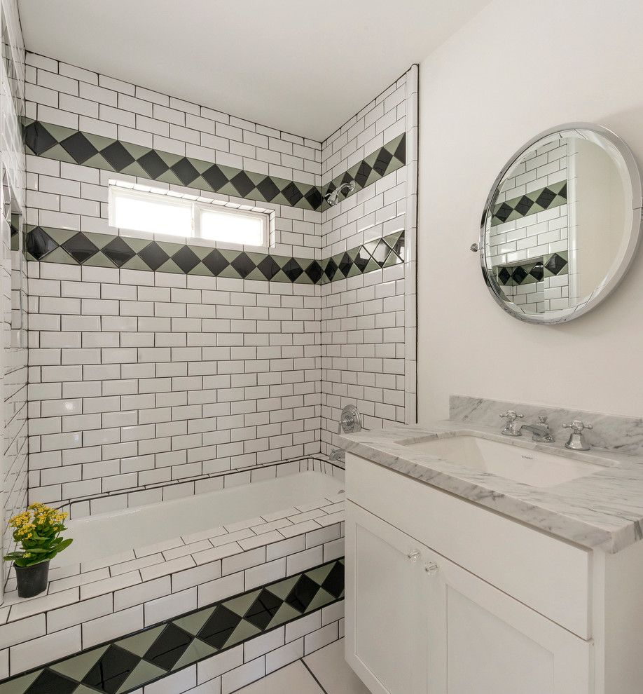 Square white ceramic tile and dark grout ideas you might also like bathroom subway tiles with black grout google search dailygadgetfo Gallery